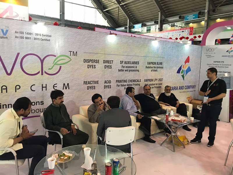 4th Color & Chem Expo Images - Lahore (Pakistan)