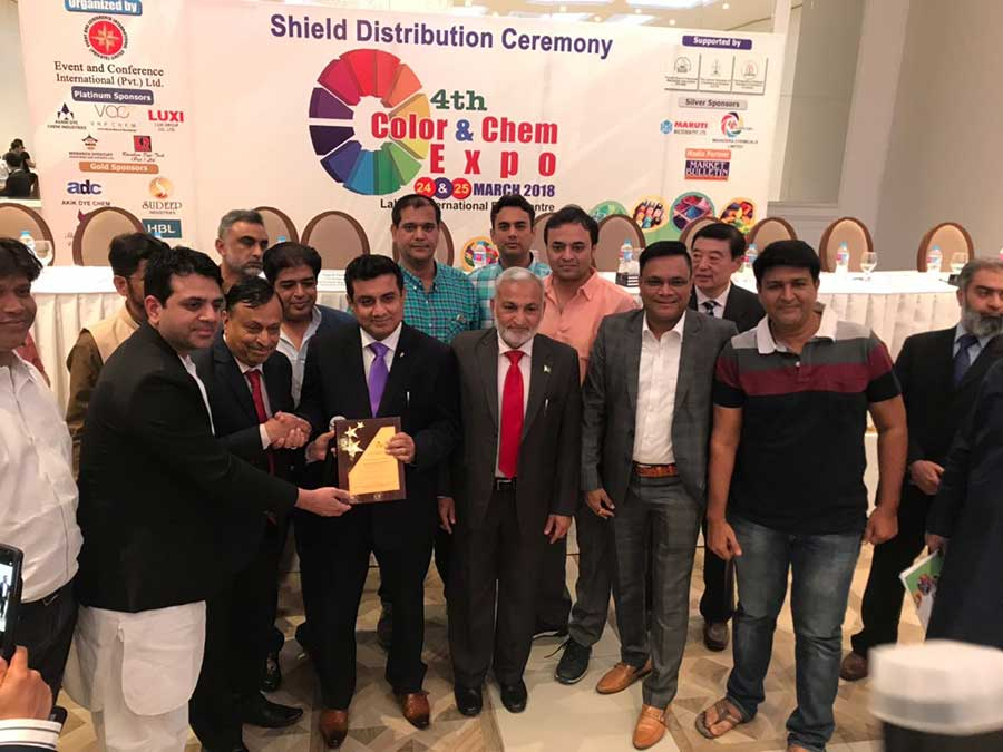 4th Color & Chem Expo Images – Lahore (Pakistan)