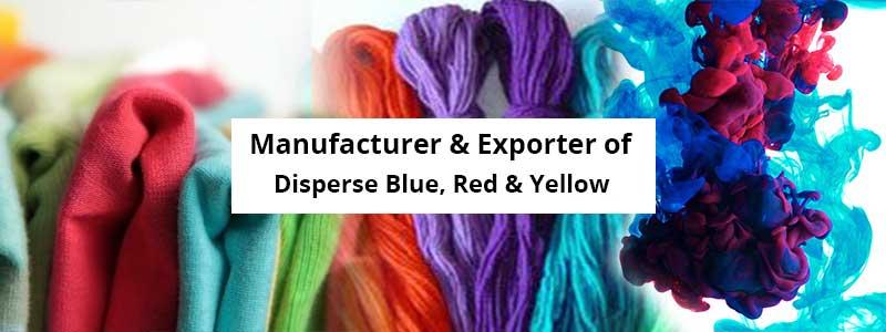 Disperse Dyes Manufacturer