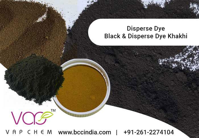 Disperse Dye Black & Disperse Dye Khakhi